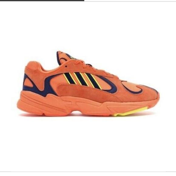 Total Orange Size 8 B37613 Goku D